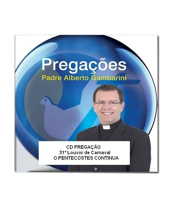 CD PREGAÇÃO PENTECOSTES CONTINUA! 31º LOUVOR DE CARNAVAL