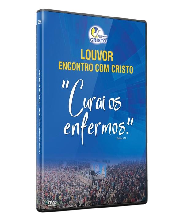 CURAI OS ENFERMOS, DVD 31º LOUVOR ENCONTRO COM CRISTO SETEMBRO DE 2017