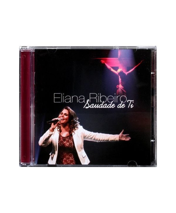 CD ELIANA RIBEIRO SAUDADES DE TI