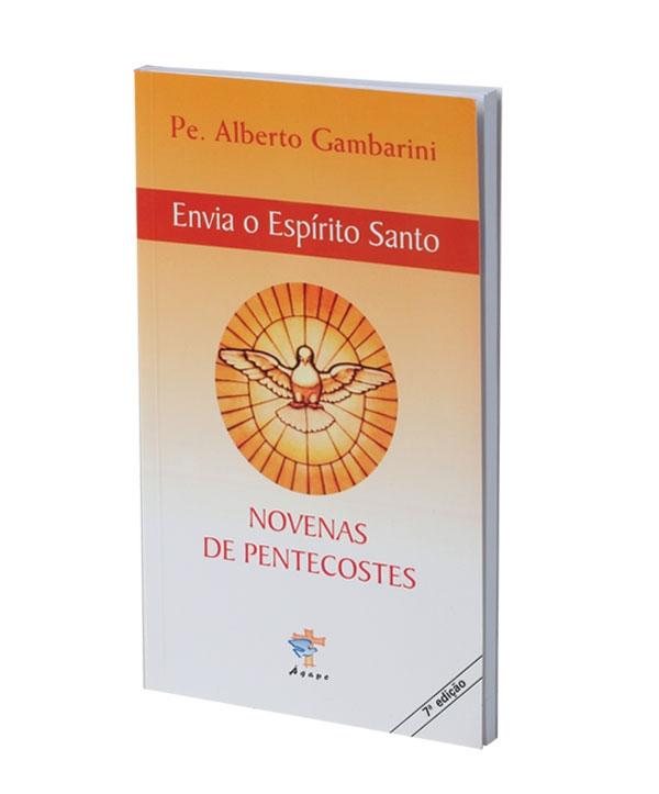 ENVIA O ESPÍRITO SANTO NOVENAS PENTECOSTES