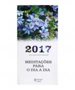 MEDITAÇÕES PARA O DIA A DIA 2017