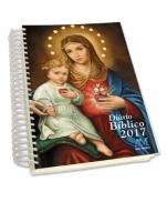 DIARIO BIBLICO 2017 ESPIRAL MARIA