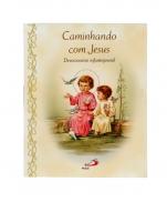 CAMINHANDO COM JESUS, DEVOCIONARIO INFANTIL