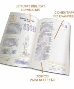 DIÁRIO BIBLICO 2018 MARIA BROCHURA CAPA CRISTAL