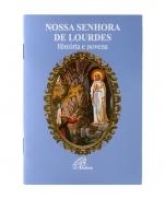 NOVENA NOSSA SENHORA DE LOURDES