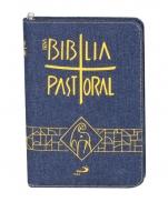 BÍBLIA NOVA PASTORAL MEDIA JEANS