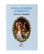 NOVENA NOSSA SENHORA ACHIROPITA
