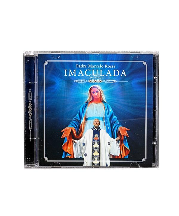 CD IMACULADA AO VIVO