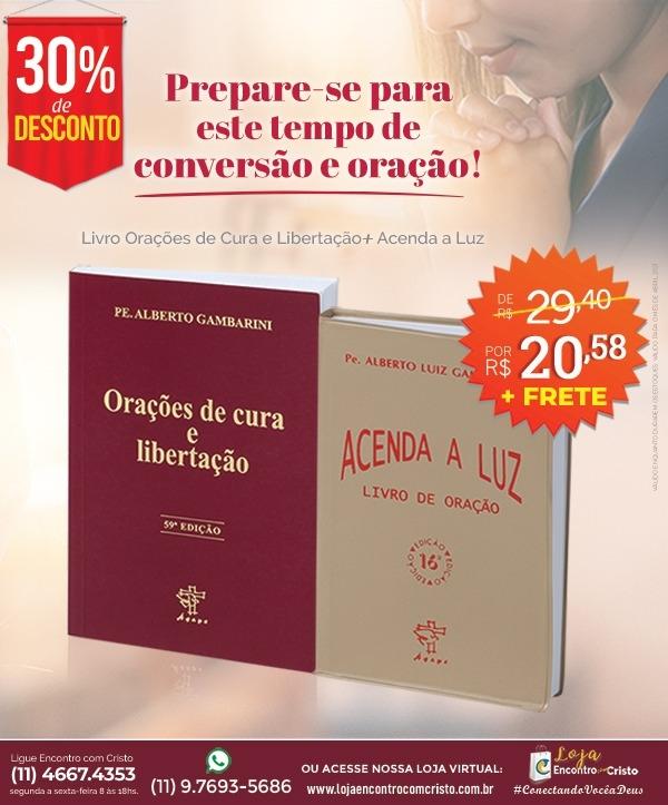 KIT DE CONVERSÃO E ORAÇÃO