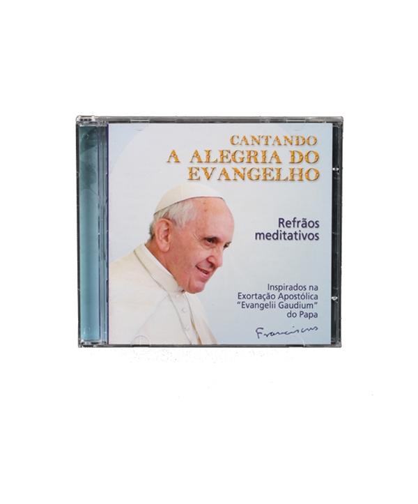 CANTANDO A ALEGRIA DO EVANGELHO