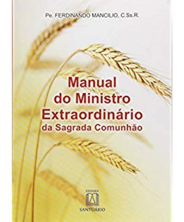 MANUAL DO MINISTRO EXTRAORDINÁRIO