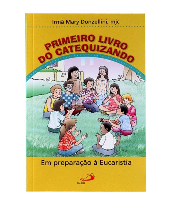PRIMEIRO LIVRO DO CATEQUIZANDO