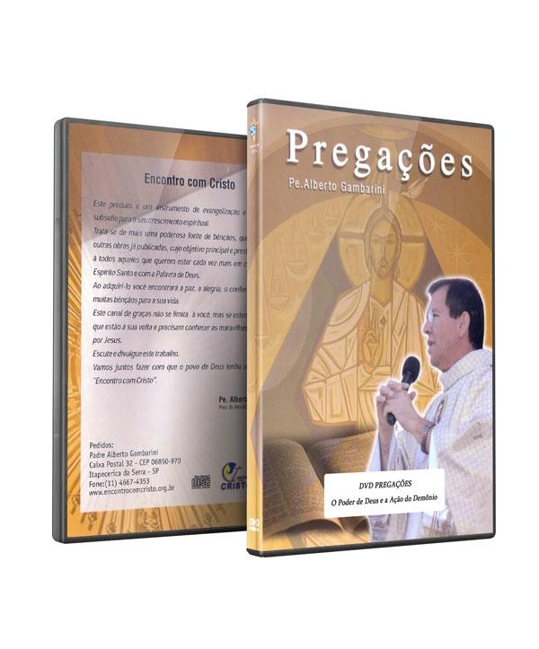 DVD PODER DE DEUS E AÇÃO DEMÔNIO