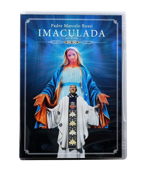 DVD IMACULADA AO VIVO