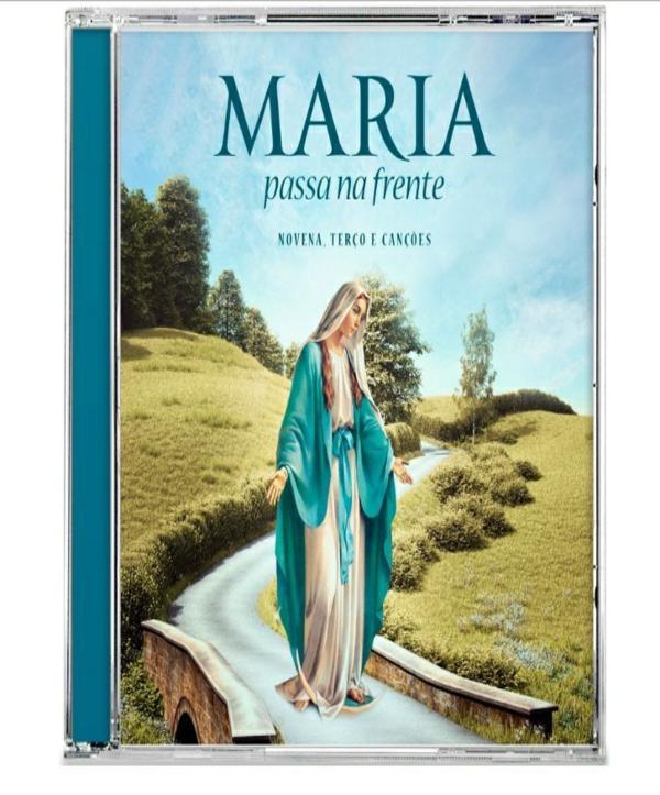 CD MARIA PASSA NA FRENTE