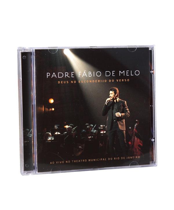 DEUS NO ESCONDERIJO DO VERSO AO VIVO CD