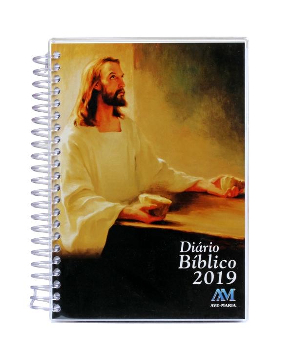 DIÁRIO BÍBLICO 2019 ESPIRAL JESUS