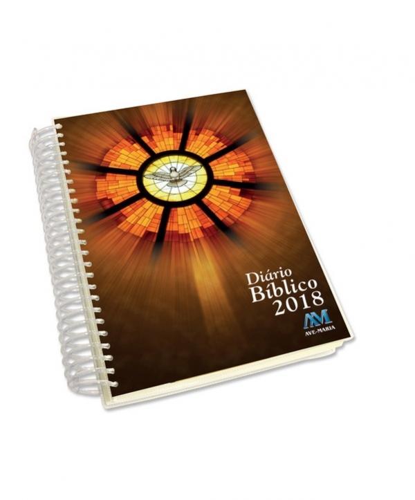 DIÁRIO BIBLICO 2018 ESPIRAL ESPIRITO SANTO