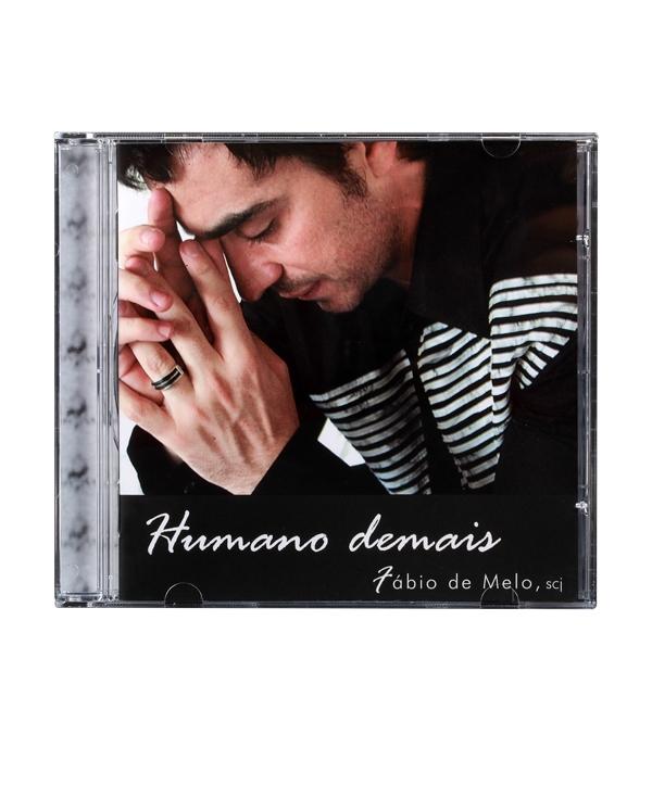 CD PE FÁBIO DE MELO HUMANO DE MAIS