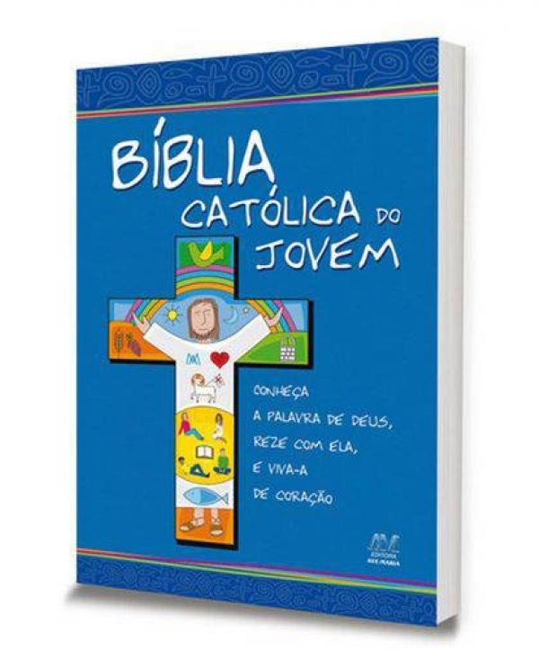 BÍBLIA AVE MARIA CATOLICA DO JOVEM
