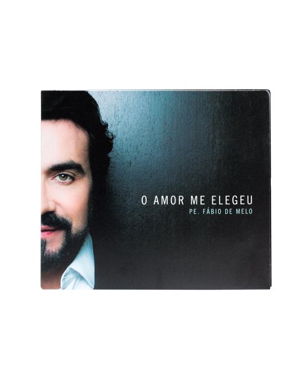 CD O AMOR ME ELEGEU