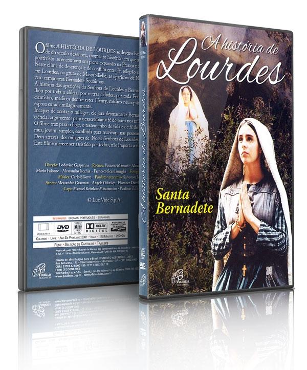 HISTÓRIAS DE LOURDES SANTA BERNADETE