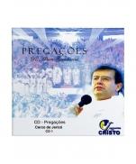 imagem do produto - CD PREGAÇÃO O CERCO DE JERICÓ DUPLO