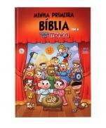 imagem do produto - MINHA PRIMEIRA BIBLIA COM A TURMA DA MONICA GRD