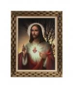 QUADRO 50X70CM SAGRADO CORACAO DE JESUS