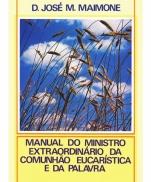 imagem do produto - MANUAL DO MINISTRO EXTRAORDINÁRIO