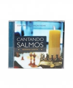 imagem do produto - CANTANDO SALMOS, SEMANA SANTA