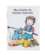 imagem do produto - MEU LIVRINHO DE ORACOES ESPECIAIS