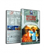HISTORIAS DE SANTOS VOL I MINI CONTOS