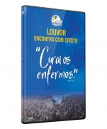 imagem do produto - CURAI OS ENFERMOS, DVD 31º LOUVOR ENCONTRO COM CRISTO SETEMBRO DE 2017