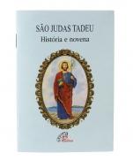 imagem do produto - SÃO JUDAS TADEU HISTÓRIA E NOVENA
