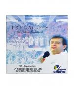 imagem do produto - CD PREGAÇÃO A NECESSIDADE DE UM AVIVAMENTO PESSOAL
