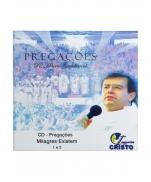 imagem do produto - CD PREGAÇÃO MILAGRES EXISTEM I E II