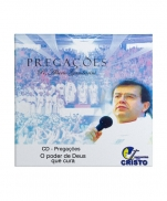imagem do produto - CD PREGAÇÃO O PODER DE DEUS QUE CURA