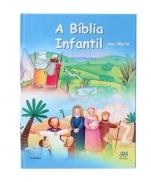 imagem do produto - BÍBLIA AVE MARIA INFANTIL ENCADERNADA