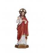 IMAGEM SAGRADO CORAÇÃO DE JESUS 40CM FLORENCE