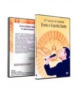 imagem do produto - DVD ENVIA O ESPIRITO SANTO  21º LOUVOR DE CARNAVAL