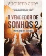 imagem do produto - O VENDEDOR DE SONHOS 2 A REVOLUÇÃO DOS ANÔNIMOS