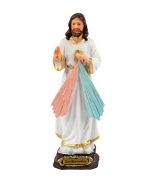 imagem do produto - IMAGEM JESUS MISERICORDIOSO 12,5CM