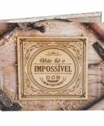 imagem do produto - CD NÃO HÁ O IMPOSSIVEL