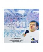 imagem do produto - CD PREGAÇÃO COMO MANTER ACESO O FOGO DE DEUS