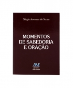 imagem do produto - MOMENTOS DE SABEDORIA E ORACAO