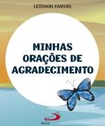 imagem do produto - MINHAS ORAÇÕES DE AGRADECIMENTO