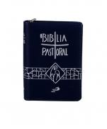 imagem do produto - BÍBLIA NOVA PATORAL BOLSO ZIPER