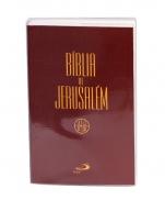 imagem do produto - BÍBLIA DE JERUSALÉM CRISTAL