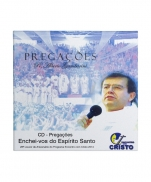 imagem do produto - CD PREGAÇÃO ENCHEI-VOS DO ESPÍRITO SANTO